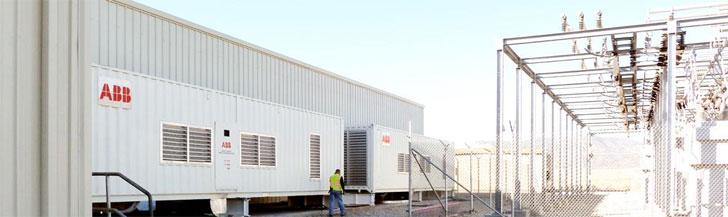 Seminario de ABB sobre almacenamiento de energía