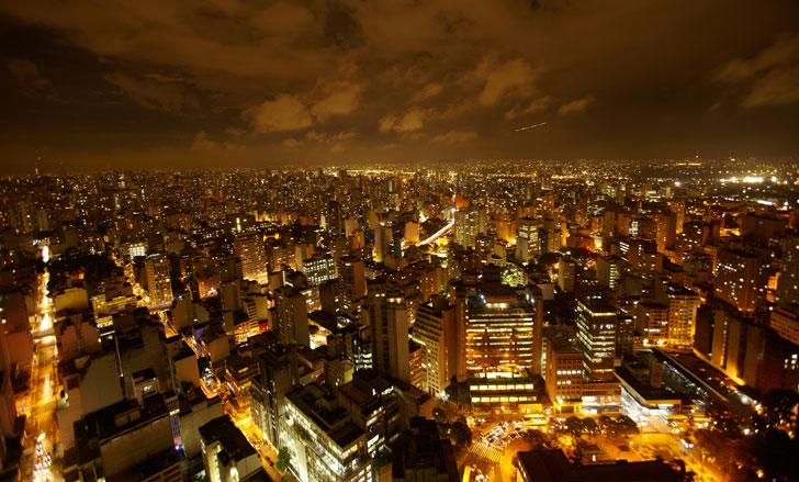 Imagen ciudad, Cisco
