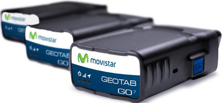 Dispositivo plug-and-play para gestión de flotas de Telefónica y Geotab