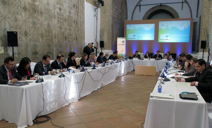 Junta Directiva de RECI en Córdoba