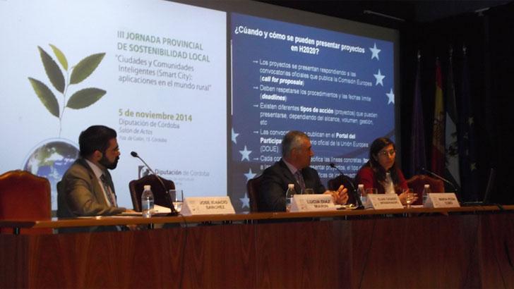 Posibilidades utilización fondos europeos 2014-2020 por ayuntamientos