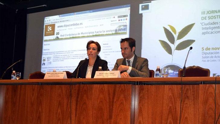 Inauguración de las III Jornada sobre Ciudades y Comunidades Inteligentes aplicado al mundo rural.