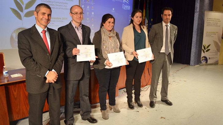 Entrega de premios Ciencia y Entorno de la Diputación de Córdoba