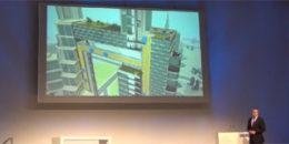 Presentación de Multi, el nuevo ascensor ideado por ThyssenKrupp