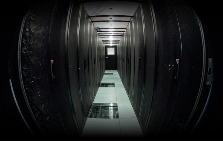 Centro de supercomputación, Calipsa, de Castilla y León.