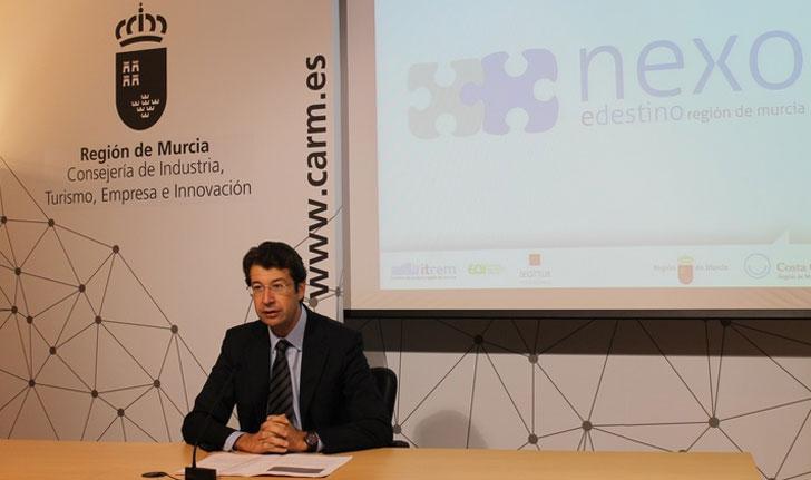 Presentación del proyecto Nexo-eDestino