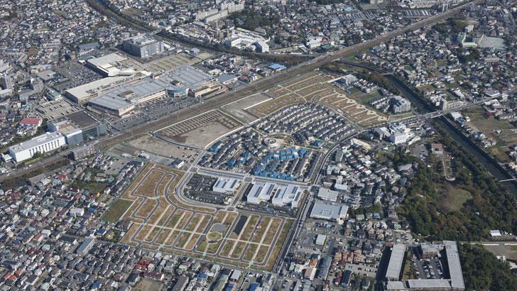 Vista panorámica de Fujisawa