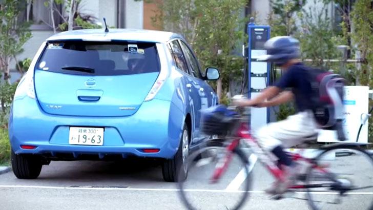 Vehículo eléctrico y movilidad Sostenible en Fujisawa SST