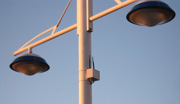 Sensores de Smart Santander