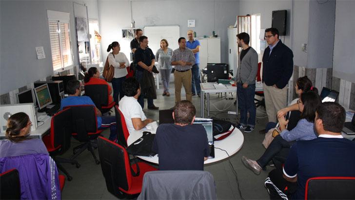 Centro Guadalinfo de la Junta de Andalucía