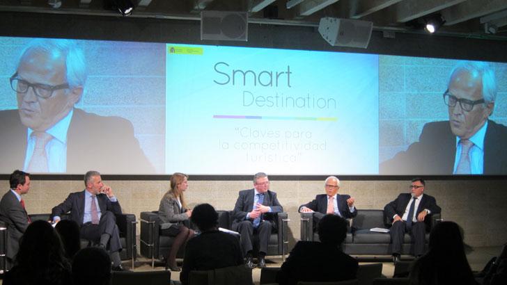 Mesa de smart destinations