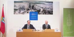Presentación del Nuevo Distrito Castellana Norte Madrid