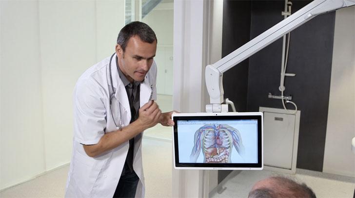 Imagen clínica