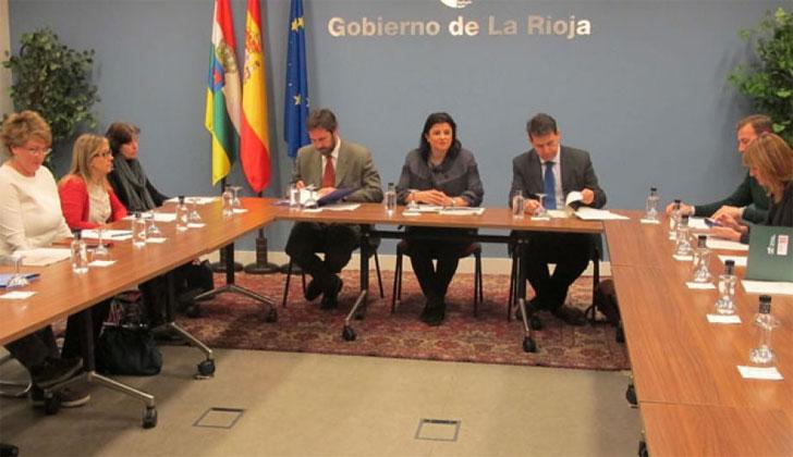 Reunión Ayuntamientos Rioja para modernización de sus sistemas