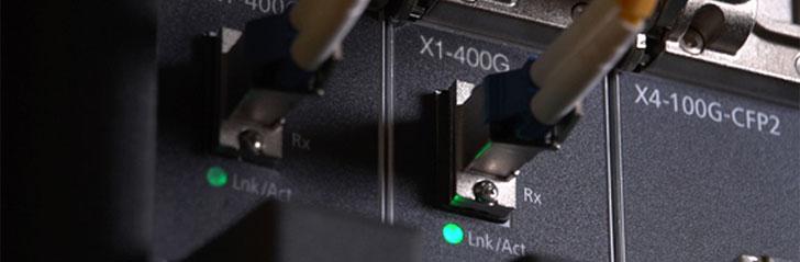 Tarjeta de líneas IP de Alcatel Lucent