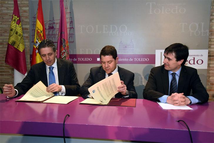Firma entre Philips y la Ciudad de Toledo