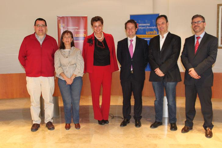 Acuerdo Universidad Miguel Hernández e Indra