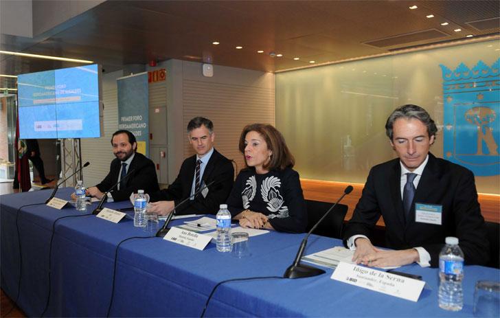 Encuentro de alcaldes españoles y de Amércia Latina