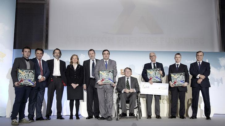Premios Fundetec 2015