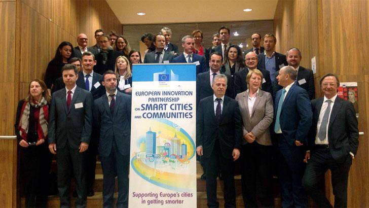 Encuentro europeo sobre retos energéticos para las ciudades.