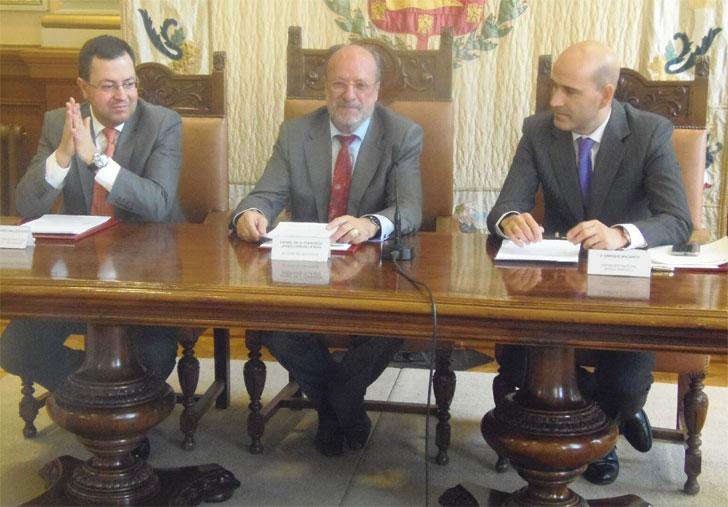 Acuerdo entre Valladolid y Banco Sabadell
