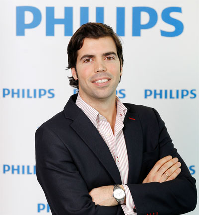 Jorge Jusdado, Philips