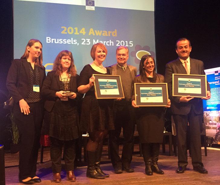 Murcia, segundo puesto en la Semana Europea de la Movilidad 2014