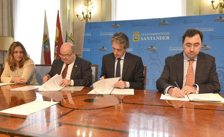 Santander, Smart Water
