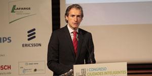Íñigo de la Serna, RECI – I Congreso Ciudades Inteligentes