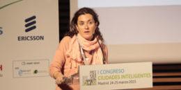 Beatriz Simón, Ayto. Valencia – I Congreso Ciudades Inteligentes