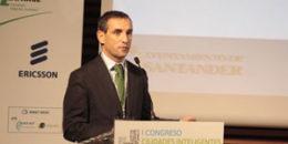 J.Antonio Teixeira, Ayto. Santander – I Congreso Ciudades Inteligentes