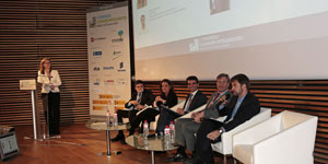Mesa redonda 1 I Congreso Ciudades Inteligentes