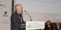 Xavier Cipriano, CIMNE-UPC – I Congreso Ciudades Inteligentes
