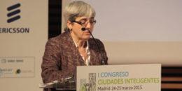 Fefa Álvarez, Fundación ONCE – I Congreso Ciudades Inteligentes