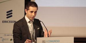 Rubén García, Fundación CARTIF – I Congreso Ciudades Inteligentes