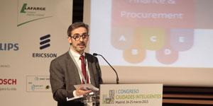 J. Cristobal García, EIP SCC – I Congreso Ciudades Inteligentes