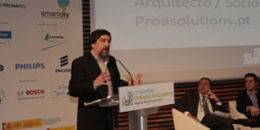 Rafael Montes, Proasolutions.pt – I Congreso Ciudades Inteligentes