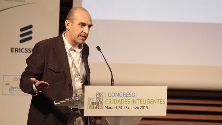 Jesús Díez, Director de Programas de la Fundación Patrimonio Natural de Castilla y León y Coordinador del Proyecto LIFE Green TIC