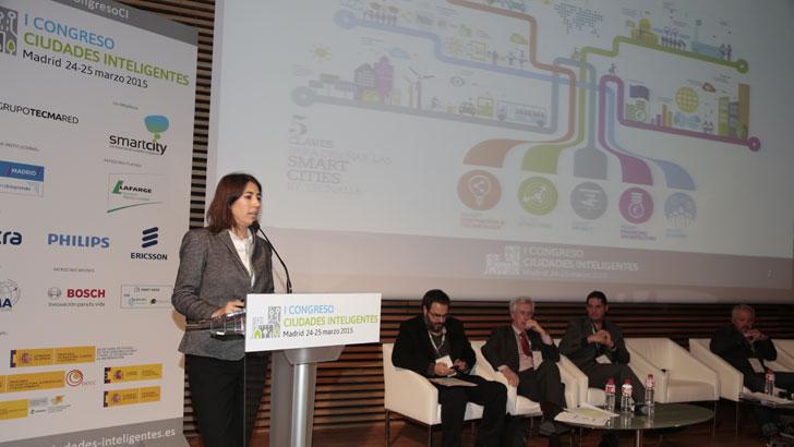 Patricia Molina, Arquitecta Urbanista de la Fundación Tecnalia Research & Innovation