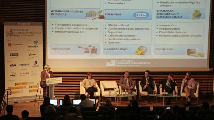 III Bloque de Ponencias en el I Congreso Ciudades Inteligentes