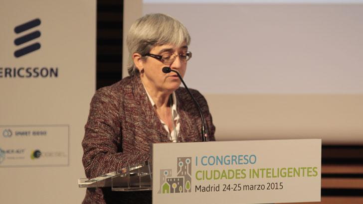 Fefa Álvarez, Directora Adjunta del Departamento de Accesibilidad Universal de la Fundación Once