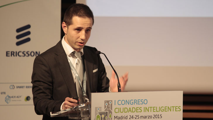 Rubén García, Director de Proyectos Smart City de la División de Energía de la Fundación CARTIF