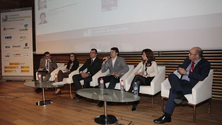 IV Bloque de ponencias en el I Congreso Ciudades Inteligentes