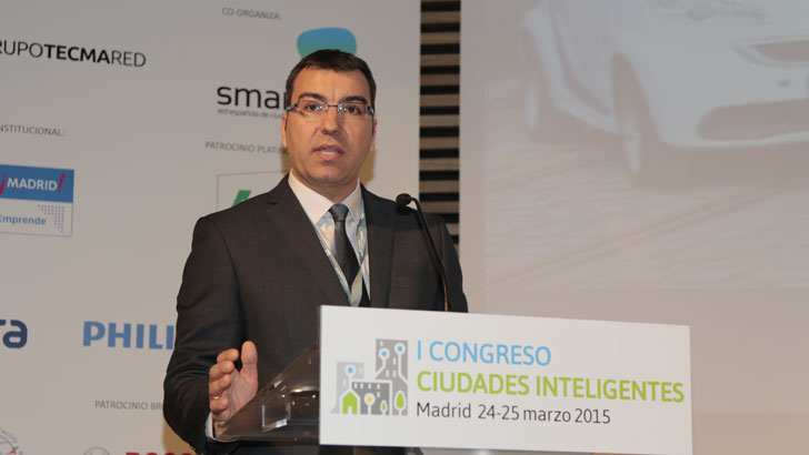 Fernando Moreno, Mobility Solution de Grupo Bosch España