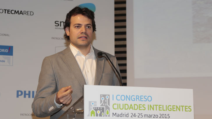 Juan Murillo, Responsable de Análisis Urbanos de BBVA Data & Analytics