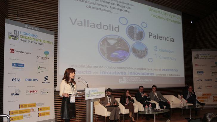 Mónica Antón, coordinadora de Proyectos Internacionales de la Fundación CARTIF