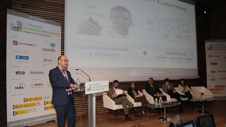 Sergio García Gómez, FIWARE & Smart City Solutions Specialist Industrial IoT de Telefónica I+D