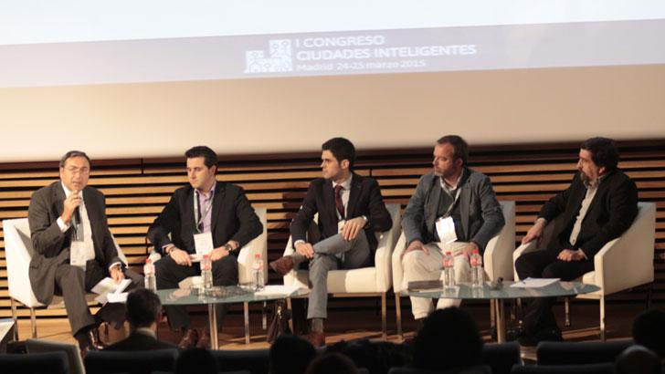 V Bloque de ponencias del I Congreso Ciudades Inteligentes