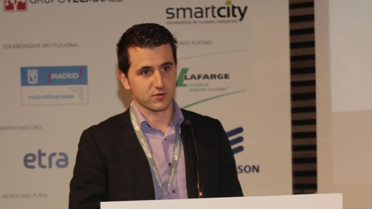 Manuel López Pérez, Responsable de canales digitales para Empresas de Telefónica