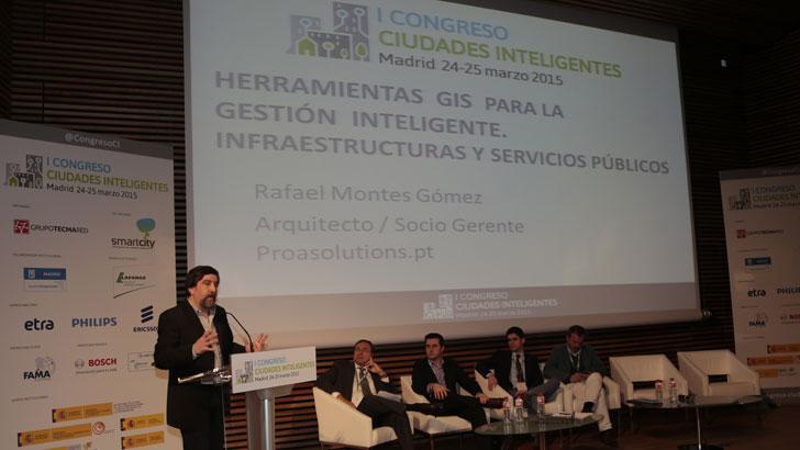 Rafael Montes, Socio Gerente/Director de Proasolutions
